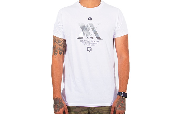 COMMENCAL XX EDITION T-SHIRT 2019