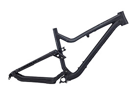 FRAME META AM V4.2 650B BLACK ANODIZED 2018