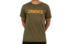 T-SHIRT CORPORATE MILITARY GREEN