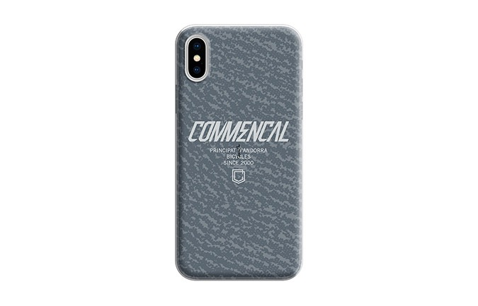 COMMENCAL IPHONE 10 CASE GREY 2019