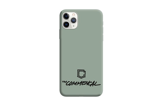 COMMENCAL IPHONE PRO 11 CASE HERITAGE GREEN