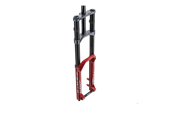 ROCKSHOX BOXXER ULTIMATE FORK 27.5 RED