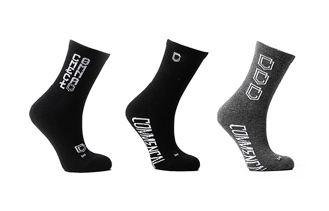 PACK 3 SOCKS COMMENCAL
