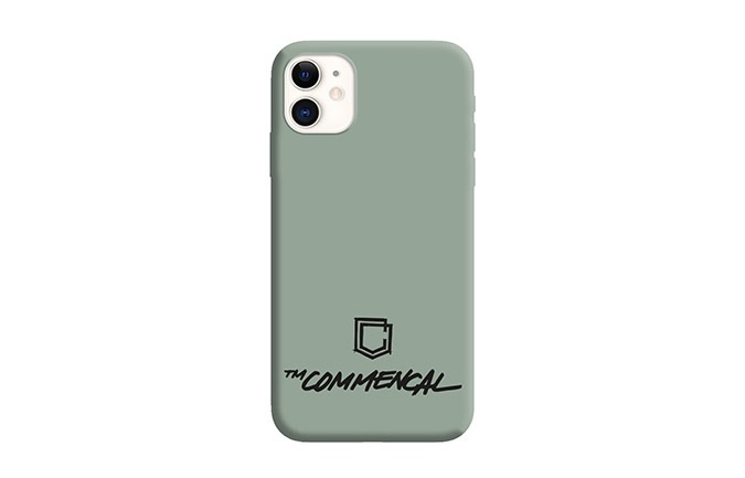 COMMENCAL IPHONE 11 CASE HERITAGE GREEN