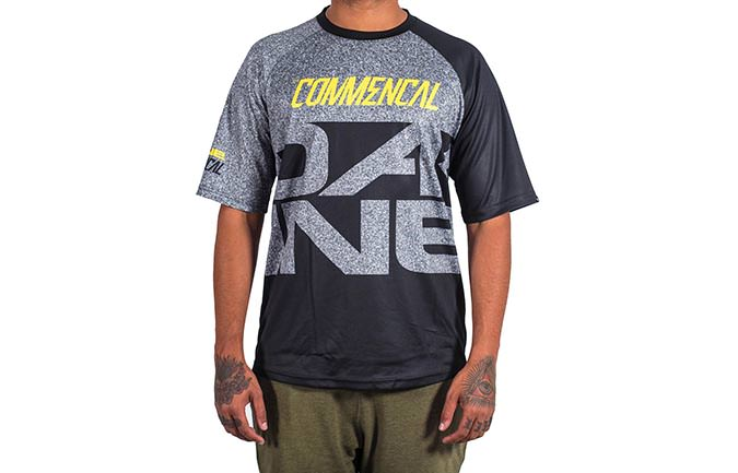 COMMENCAL JERSEY BY DAKINE SHORT SLEEVES