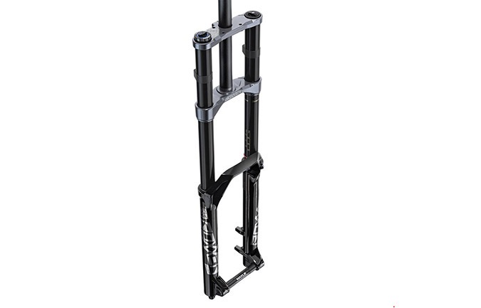 ROCKSHOX BOXXER ULTIMATE FORK 27.5 BLACK
