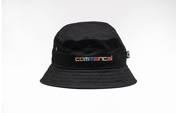 COMMENCAL KIDS BUCKET HAT