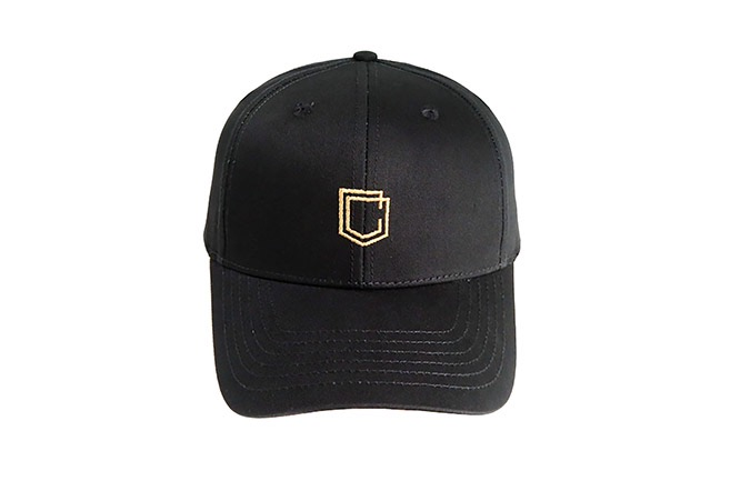 COMMENCAL CURVED PEAK CAP SOLID BACK BLACK
