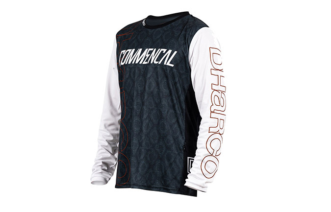 COMMENCAL/DHARCO RAMPAGE EDITION LONG SLEEVE JERSEY