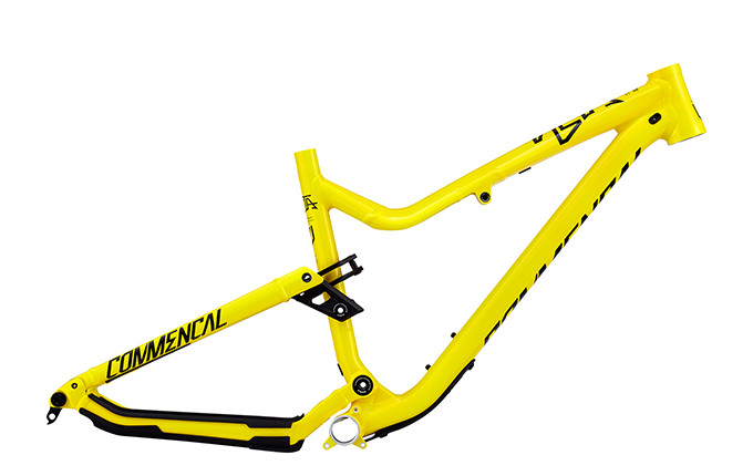 FRAME META AM V4.2 650B YELLOW 2018