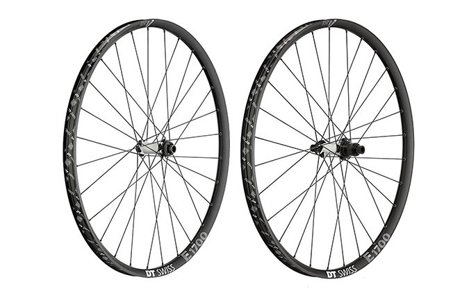 DT SWISS E 1700 SPLINE WHEELSET 27.5""