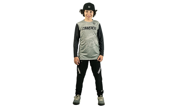COMMENCAL KIDS AMAURY JERSEY HERITAGE GREEN