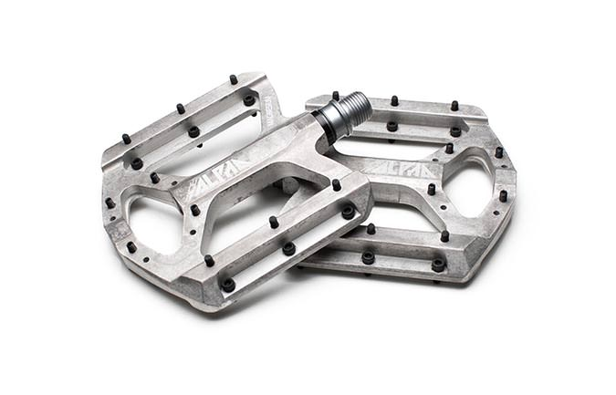 RIDE ALPHA MAGNESIUM PEDALS SILVER