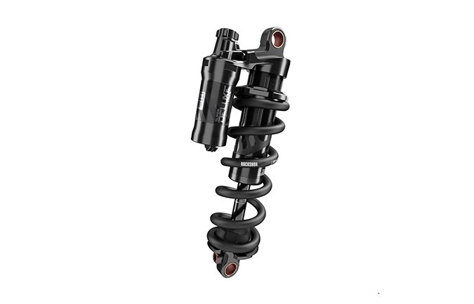 ROCKSHOX SUPER DELUXE COIL ULTIMATE DH SHOCK 400 LBS
