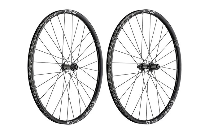 DT SWISS E 1900 SPLINE WHEELSET 27,5""