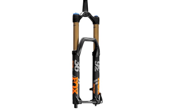 "FOX 36 FLOAT FACTORY KASHIMA GRIP 2 180MM 27.5"" 2020 BLACK"