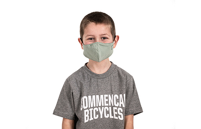 COMMENCAL KIDS CLASSIC MASK HERITAGE GREEN
