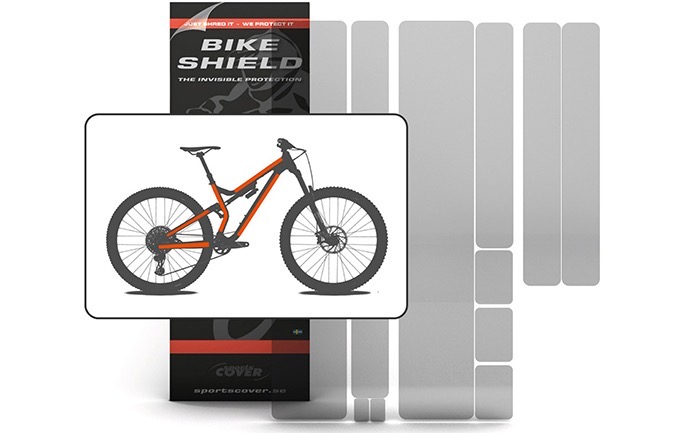BIKESHIELD PREMIUM KIT MATT