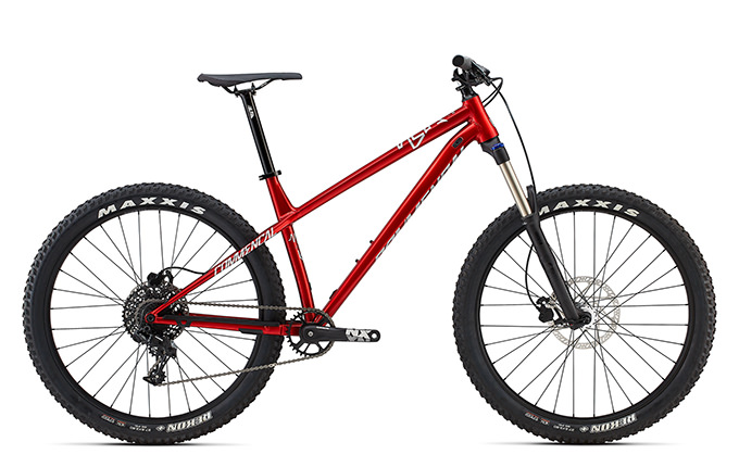 META HT AM ORIGIN 650B RED 2018