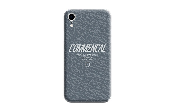 COMMENCAL IPHONE XR CASE GREY 2019
